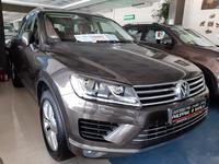 فولكسفاغن طوارج 2015 VOLKSWAGEN TOUAREG BLUE MOTION  2015 BROWN - ...