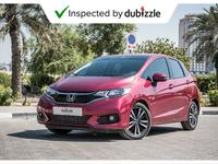 Honda Jazz 2018 AED740/month | 2018 Honda Jazz LX 1.5L | Full...
