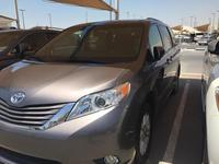 Toyota Sienna 2017 From USA full option XLE