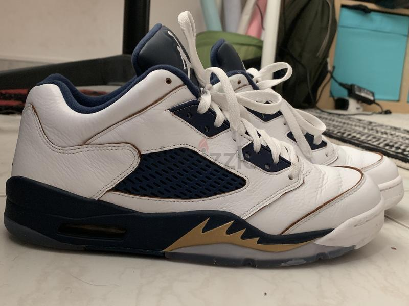 san francisco b6dac 25e44 Limited edition Air jordan 5 retro low dunk from above — one of a kind size  us 10