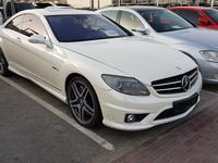 Mercedes-Benz CL-Class 2009 2009 Mercedes Cl63 AMG Full options Gulf spec...