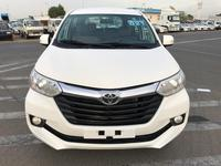 Toyota Avanza 2016 TOYOTA AVANZA 7 SEATER  FULL OPTION 2016