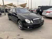 Mercedes-Benz E-Class 2008 E500 GCC 2008 full option panoramic