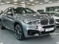 BMW X6 2018 BMW X6 V8 2018 SILVER 18,000Km only under war...