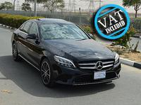 Mercedes-Benz C-Class 2019 2019 Mercedes-Benz C 200 AMG Sedan, GCC, 0km ...