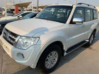 Mitsubishi Pajero 2013 Pajero 2013 GCC 3.5L excellent condition