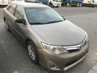 Toyota Camry 2012 Toyota Camry 2012 GCC personal used car