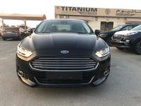 Ford Fusion 2018 FORD