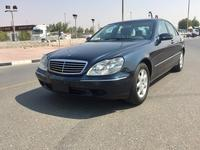 مرسيدس بنز الفئة-S 2002 2002 - MERCEDES BENZ S320 !! FRESH JAPAN IMPO...