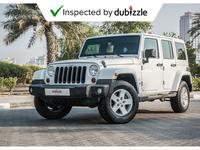 جيب Wrangler Unlimited 2012 AED1899/month | 2012 Jeep Wrangler Unlimited ...