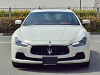 Maserati Ghibli 2016 MASERATI GHIBLI 2016 G.C.C FULL OPTION ORIGIN...