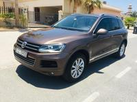 فولكسفاغن طوارج 2012 2012 Touareg v6 Gcc leather seats