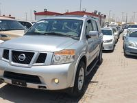 Nissan Armada 2010 Nissan Armada se clean car no accident gcc fu...