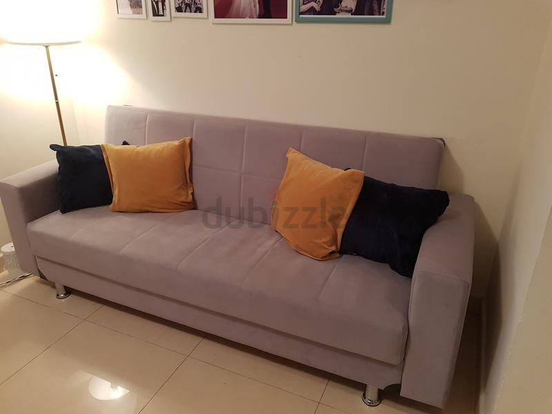 Very Comfortable Sofa Bed From Home Box