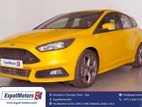 Ford Focus 2017 2017 Ford Focus ST 2.0 Turbo 250bhp Warranty ...