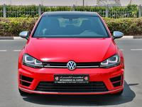 فولكسفاغن جولف آر 2015 VOLKSWAGEN GOLF R 2015 G.C.C FULL OPTION ORIG...