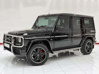 Mercedes-Benz G-Class 2013 Mercedes-Benz G63 AMG 2013 Black-Red+Black 16...