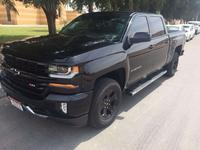 Chevrolet Silverado 2017 Chevrolet Silverado 2017 Low Milage Under War...