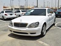 Mercedes-Benz S-Class 2002 S320L IMPORTED FROM JAPAN