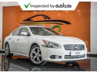 نيسان ماكسيما 2015 Inspected Car | 2015 Maxima 3.5L | Warranty |...