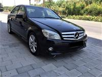 Mercedes-Benz C-Class 2010 Cleanest in Town: C200 AMG / 2010 model