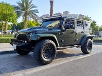 Jeep Wrangler Unlimited 2008 2008 Jeep Wrangler Unlimited - Rare Military ...