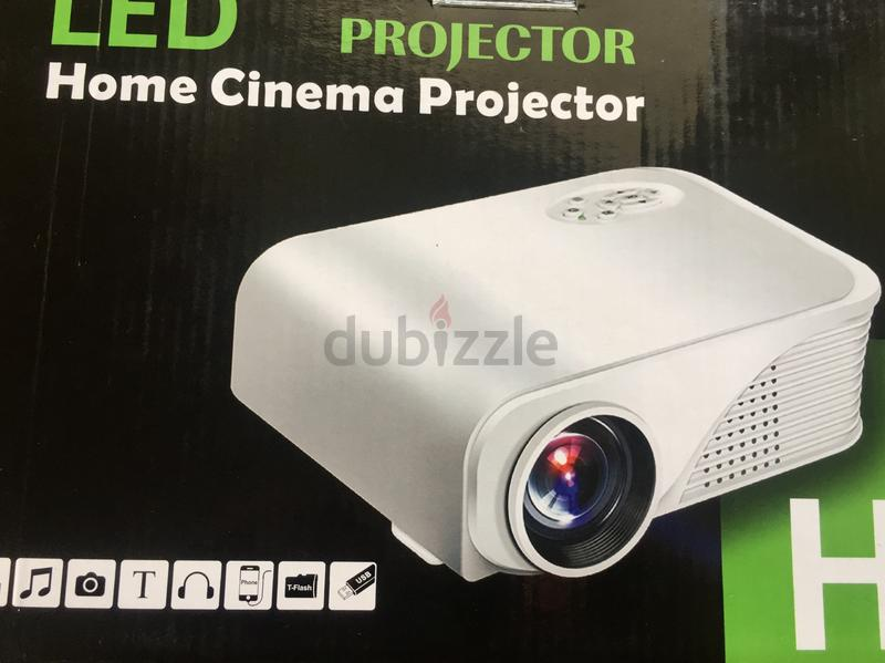 (Brand new) LED Projector Home Cinema