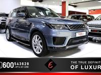 Land Rover Range Rover Sport 2019 BRAND NEW RANGE ROVER SPORT HSE WITH SIDE STE...