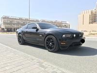 Ford Mustang 2012 Mustang GT, Panoramic Roof, GCC Specs