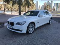 BMW 7-Series 2011 BMW 750 Li 2011 GCC SPECS IN SUPER EXCELLENT ...