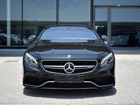 Mercedes-Benz S-Class 2016 any Mercedes-Benz S63 Coupe 2016 GCC Under Wa...