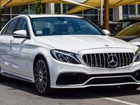 Mercedes-Benz C-Class 2018 MERCEDES C300 2018 AMG63 KIT IN GREAT CONDITI...