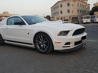 Ford Mustang 2013 GCC Spec-Ford Mustang Roush-2013(From Owner)