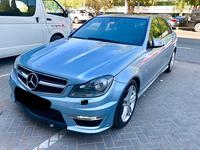 Mercedes-Benz C-Class 2013 M-Benz C-250 turbo 2013 / c63 body kit