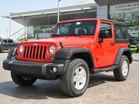 Jeep Wrangler 2016 Very clean !GCC ! Single Owner ! Under warran...