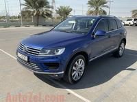 Volkswagen Touareg 2015 Urgent sale  VW TOUAREG  Blue Motion ! TOP OF...