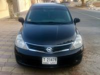 Nissan Sentra 2012 Nissan Tiida 2012, Single Owner- GCC accident...