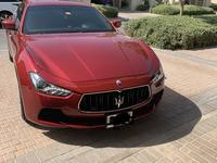 Maserati Ghibli 2016 Masersti Ghibli with very low mileage