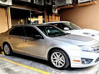 فورد فيوجن 2011 2011 MODEL FORD FUSION SILVER COLOR