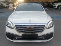 Mercedes-Benz S-Class 2015 MERCEDES S550 2015 Full Options body kit 63 2...