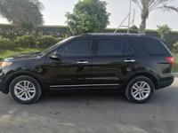 فورد إكسبلورر 2013 Ford Explorer XLT 2013, Tuxedo Black, under w...