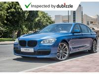 BMW 7-Series 2014 AED2440/month | 2014 BMW 760 Li M-sport 6.0L ...