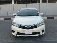 Toyota Corolla 2014 Toyota Corolla 2.0 GCC 2014 WIthout any accid...