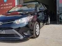 Toyota Yaris 2016 Toyota YARIS | Sedan| Black|2016|GCC| Excelle...