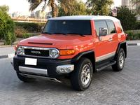 تويوتا اف جي كروزر 2013 2013 FJ CRUISER V6 4.0 GCC Accident Free!