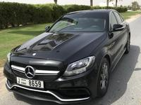Mercedes-Benz C-Class 2015 2015 C200 GCC low mileage