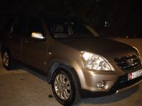 هوندا CR-V 2006 Honda CRV - GCC Specifications