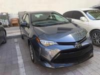 Toyota Corolla 2018 BRAND NEW CONDITION