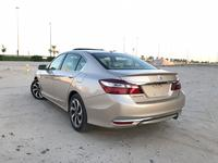 هوندا أكورد 2017 HONDA ACCORD 2017 TOP OPTION(775/MONTH)