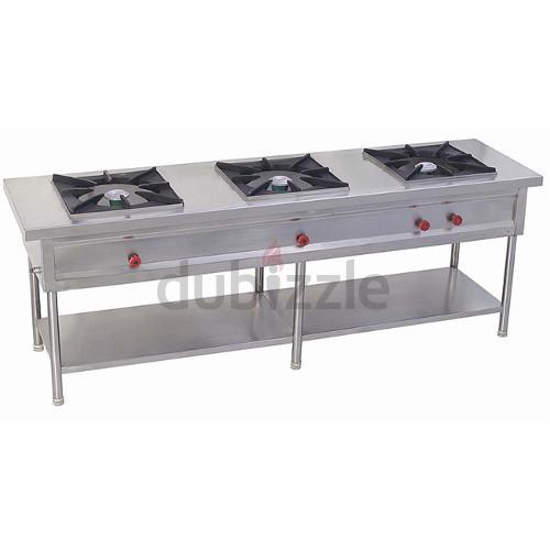 indian cooking range